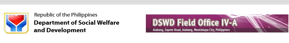 DSWD Field Office IV-A